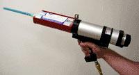 Pneumatic Gun (VBA-200BW/AR)